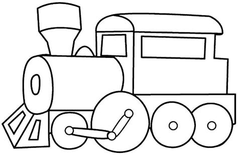 free printable thomas the train coloring pages for you