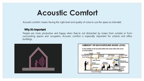 human comfort level human comfort bulding services