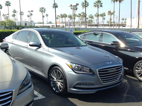 2014 hyundai genesis 5 0 the 2015 hyundai genesis 5 0 v8 test drive review