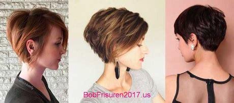 Frisyr Mode 2017 by Damen Frisuren Kurz 2017