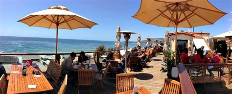 roof top bar laguna beach southern california romantic getaway honeymoons