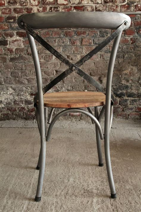 chaise bistro metal chaise bistrot metal table de lit
