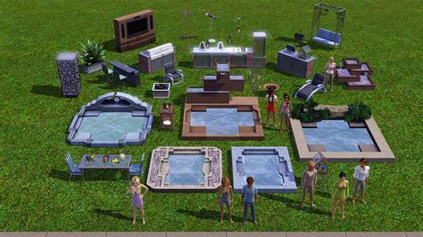 Sims 3 Net 187 Garten Accessoires