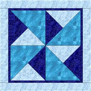 myquiltgenie broken pinwheel big block quilt
