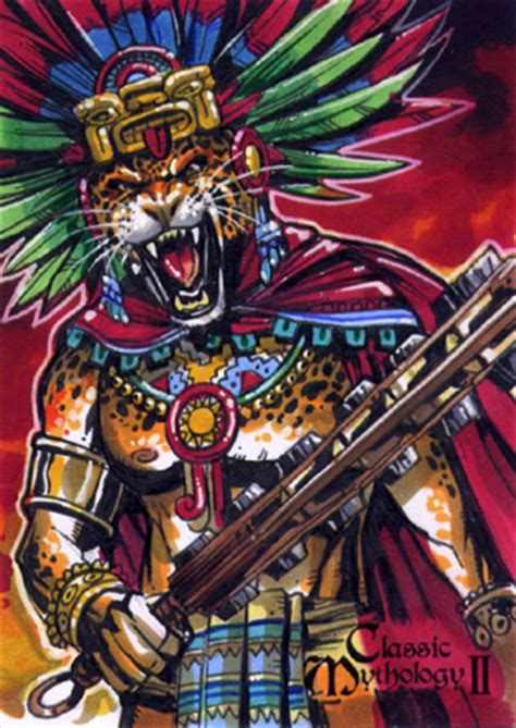 tezcatlipoca chris meeks by pernastudios on deviantart
