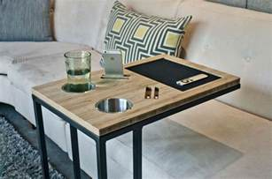sofa tray tables modern tv tray tables and fabulous ways to use them