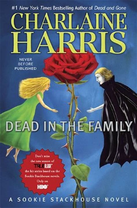 Charlaine Harris Dead And Version Book dead in the family sookie stackhouse 10 by charlaine harris