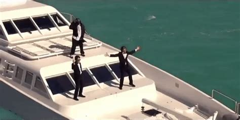 were on a boat gif the lonely island im on a boat gif find share on giphy
