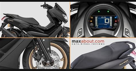 Yamaha Nmax 155 2018 Matte Black yamaha nmax 155 abs launched in indonesia idr 30 20 million