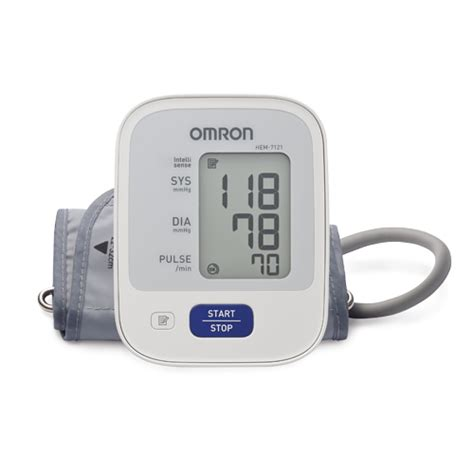 Omron Auto Blood Pressure Monitor by Omron Blood Pressure Monitors From Morton Supplies