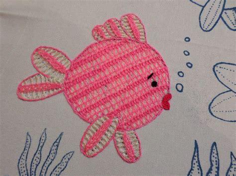 bordados en 3d youtube tutorial bordado fantas 237 a pez rosa youtube