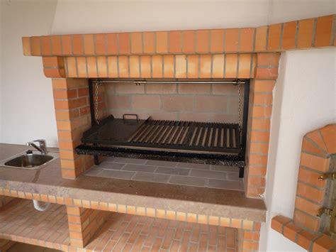 Grille Barbecue Sur Mesure by 21 Grille Sur Mesure 100x48 Et Plancha 2 Barbecues Argentins