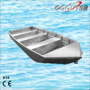 flat bottom boat packages china 14ft a type flat bottom aluminum fishing boat