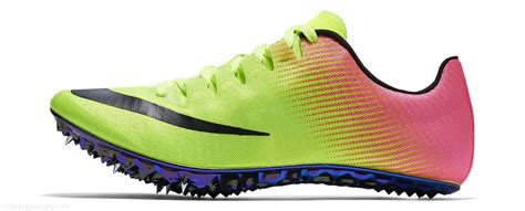 track shoes spikes nike zoom superfly elite