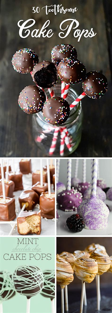 best cake pops 30 toothsome cake pops that are the best bite sized