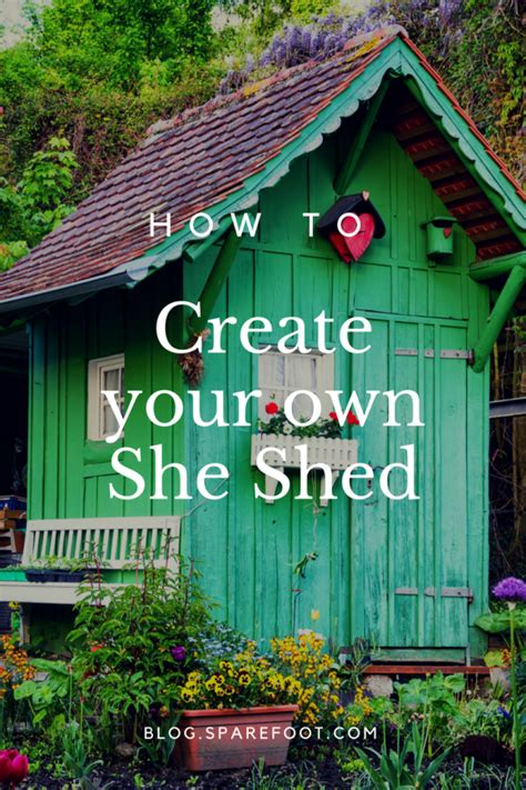 she said i want a she shed the garden glove need a place to get away 9 tips to create your own quot she
