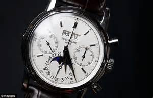 Jam Tangan Geneva Platinum 2 santai gambar lelongan termahal didunia jam tangan