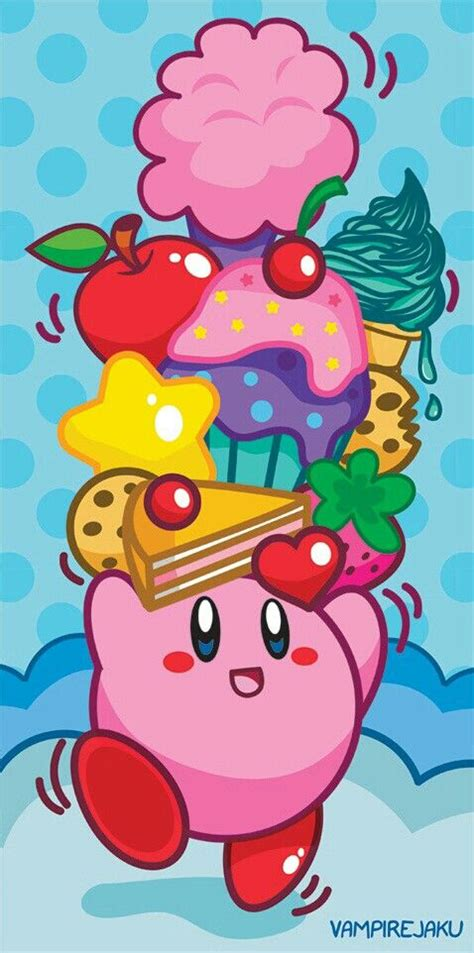 kirby cutie kirby video game characters videogames games