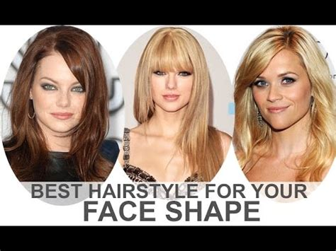 choosing the perfect hairstyle for you choose the perfect hairstyle for your face shape for women