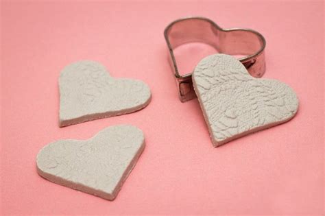 Simple Ideas To Decorate Home by Valentine S Day Craft For Kids Easy Polymer Clay Hearts