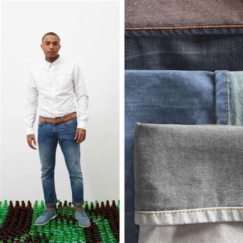 Treehugger Updates On Levis Eco by Recycled Plastic Made Denim Levis Recycled