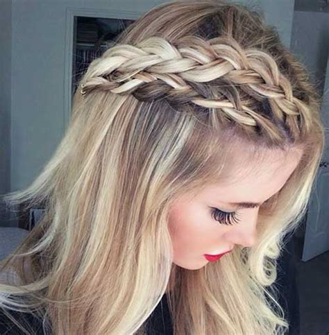 Braided Hairstyles For Ages 4 6 by 20 Hairstyles For Braided Hair Hairstyles Haircuts