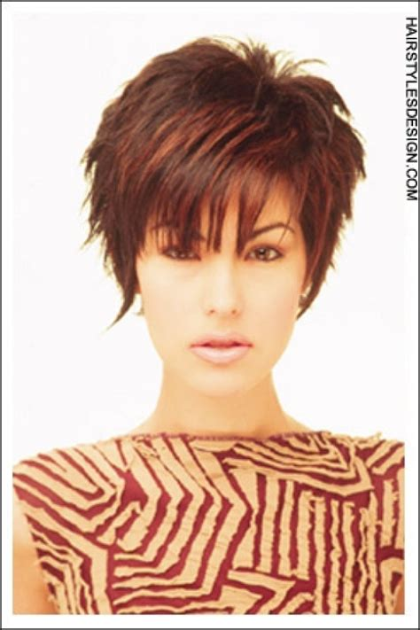 short hair ut feathered off face 59 best images about hair on pinterest pictures of short