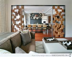 trennwand wohnzimmer 15 beautiful foyer living room divider ideas home design