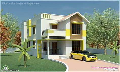 1975 sq feet nice home exterior design home kerala plans beautiful villa elevation in 2600 sqfeet hot girls wallpaper