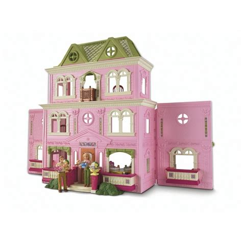 loving family grand dollhouse by fisher price 2 on
