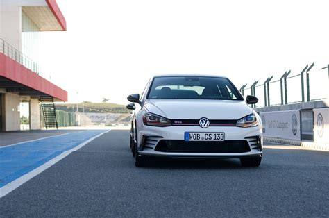 white volkswagen gti 2016 volkswagen golf gti clubsport review gtspirit