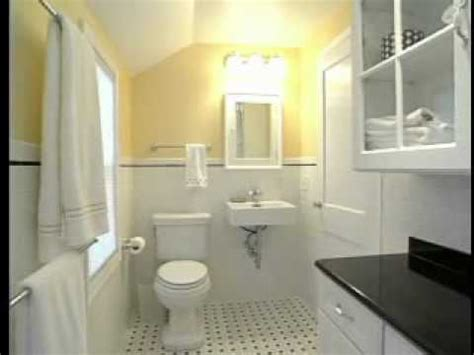 Master Bathroom Design Ideas Photos by How To Design Amp Remodel A Small Bathroom 75 Year Old