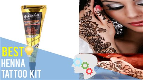 henna tattoo kit review best henna kit top 5 reviews thereviewgurus