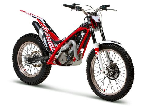 Trial Motorrad Bekleidung by Gas Gas Trial 2013 Modellnews