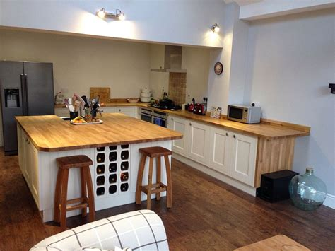 kitchen island worktop prime oak worktop gallery