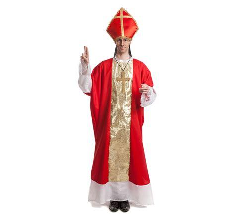 disfraz de santo de pspel disfraz de obispo para hombre