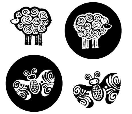 figuras o imagenes dibujos en blanco y negro figuras en blanco y negro imagui