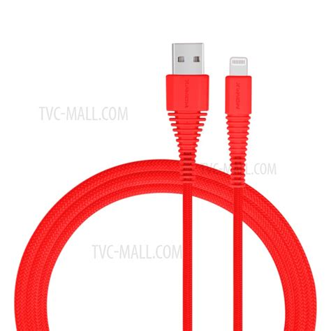 Momax Mfimade For Iphone Apple Cable Lightning 8pin Touchlink Series momax mfi 1 2m woven 2 4a lightning 8pin data sync usb charge cable for iphone ipod