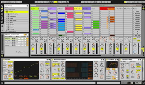 ableton live 8 production software mac windows zzounds