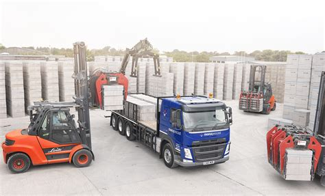 volvo trucks customer service volvo fm tridem 8 215 4 helps monda precast deliver market