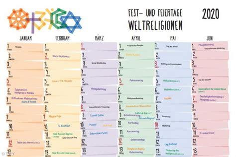 kalender weltreligionen  mit fest und feiertagen zum kostenlosen  sonntagsblatt