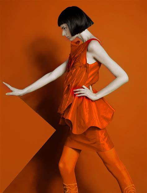 Fashion Orange orange fashion monochrome monochromatic orange fashion monochrome and fashion