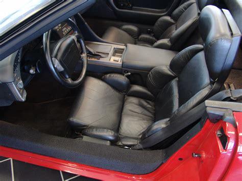 1990 Corvette Interior 1990 chevrolet corvette pictures cargurus