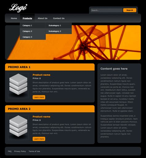 dreamweaver cs5 templates dreamweaver templates webassist