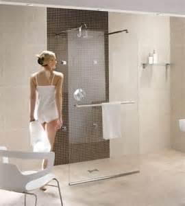 Doorless walk in shower home design ideas