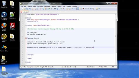 tutorial republic javascript javascript tutorial 20 1 cookies part 1 youtube