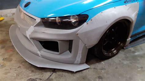 Bodykit Apv Custom volkswagen scirocco custom wide kit modified