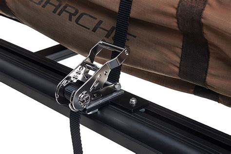 Roof Rack Ratchet Straps by Rhino Rack Pioneer Ratchet Grab Kit Free Shipping