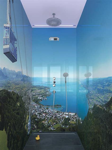 Folie Bedrucken Glas by Anhaltender Trend Zu Glas Im Innenbereich Bauforum At