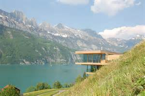 Modern house by the lake in switzerland idesignarch interior